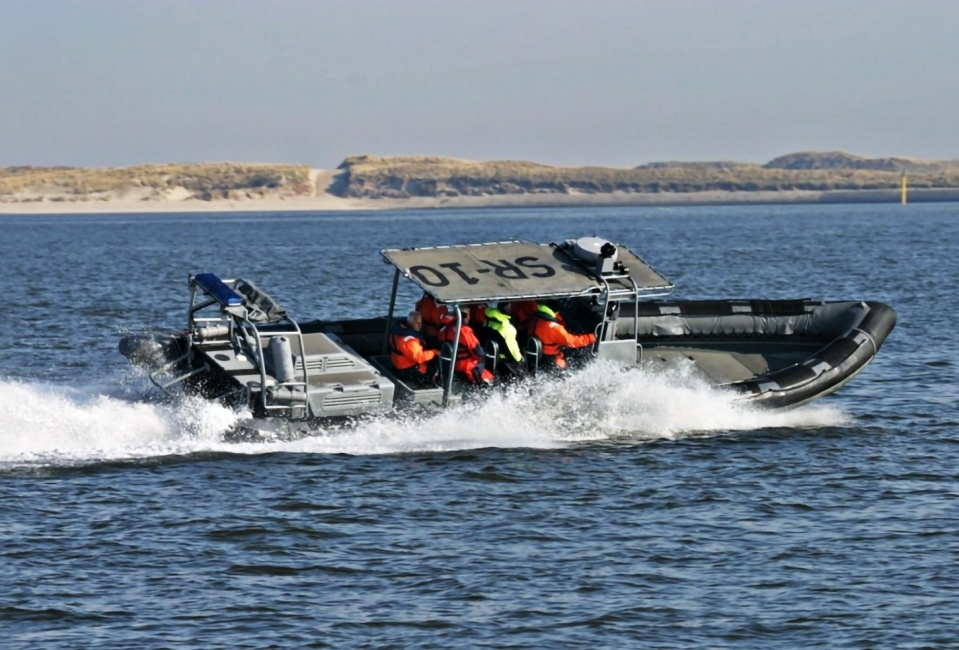 Solico designed multiple improvements to Superrhibs for the Royal Dutch Navy