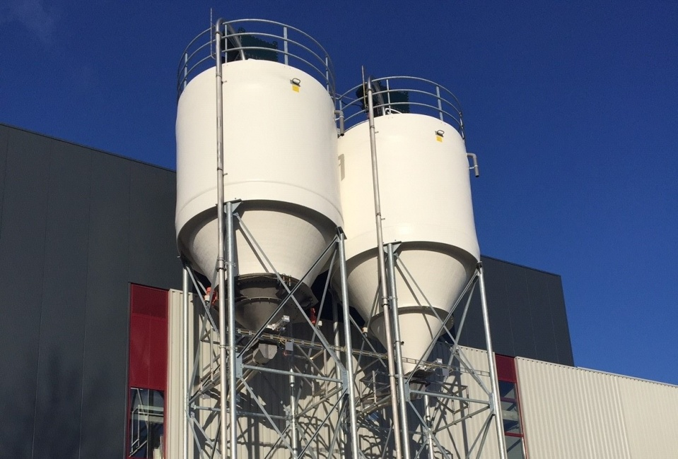 Solico launches Amphora engineering and design software for composite silos and tanks