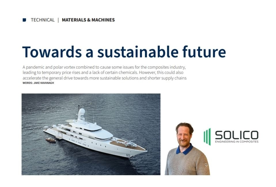Solico featured in International Boat Industry article: