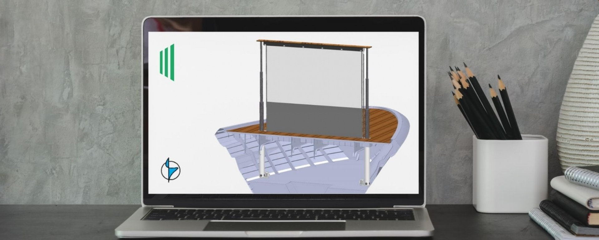 Solico and Structor Engineering join forces to develop unique 25m2 superyacht cinema screen