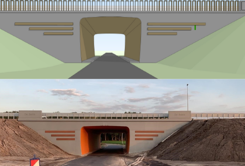 Combining art and safety – the N34 reconstruction project