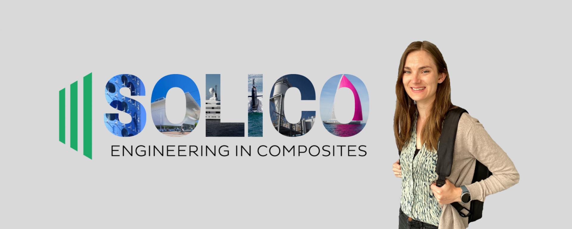 Lead Engineer Sara Krekel creates the Solico Toolkit